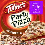 Totino's Party Pizzas Only 75¢ at Walmart!