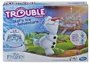 Trouble Game Olaf's Ice Adventure by Hasbro Gaming