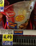 Tyson Batter Dipped Chicken Fingers Only $2.49 at Kroger!