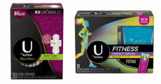 Last Chance! U by Kotex Pads & Tampons Just $2.90/Pack At Walgreens!