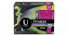 U by Kotex Fitness Feminine Care Products Just $1.93/Pack!