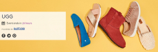 Up to 62% Off Women's Footwear at the UGG Flash Event