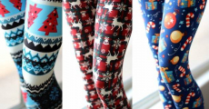 Ultra-Soft Holiday Leggings ONLY $9.99/Each! Reg $20!