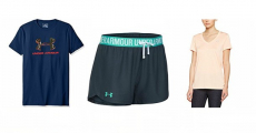 Amazon: 25% Off Under Armour Apparel & Shoes Today Only!