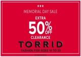 TORRID MEMORIAL DAY SALE!!!