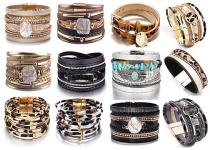 Leopard Bracelet for Women -$5.57(30% Off after CODE)