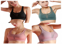 TOPIA STAR 2020 Pocket Sports Bra $1.00(80% Off after CODE)