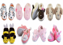 Girl Boy's Animal Slippers House Cartoon $7.99(60% Off after CODE)