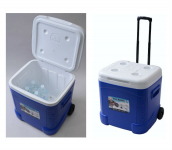 60-Quart Igloo Ice Cube Roller Cooler Only $24.44 (Reg $65) Shipped!
