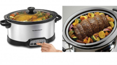 Hamilton Beach Programmable 7-Quart Slow Cooker Only $24.96 Shipped!