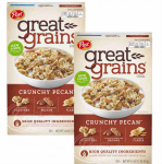 Post Great Grains Cereal Only $0.87 at Walmart!