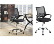 Mainstays Mesh Office Chair with Arms Only $39.97 (reg $59.99) + FREE Pickup!