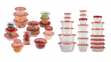 Rubbermaid TakeAlongs 40 Piece Food Storage Container Set Only $9.99!