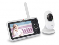 """VTech 5"""" Digital Video Baby Monitor with Full-Color & Automatic Night Vision"""