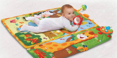 VTech Giggle & Grow Jungle Playmat Only $14.54! Reg $30!!!