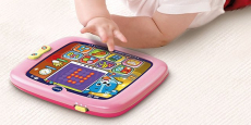 VTech Light-Up Baby Touch Tablet Only $13.57!