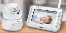 VTech Owl Video Baby Monitor Just $112.63 Shipped! (Reg $180)