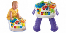VTech Sit-to-Stand Learn & Discover Table Only $29.99 Shipped!