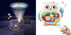 VTech Twinkle & Soothe Owl Projector Just $14.08! Reg $35!!!