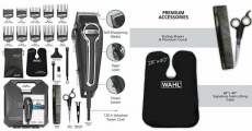 Amazon: Wahl Elite Pro High-Performance Haircut Kit Just $39.97 Shipped!