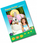 FREE 5×7 Photo with the Easter Bunny at Walmart!