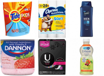 WOW! 14 Products For Only $7.01 At Walmart! Only $0.50 Each!