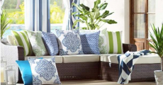 Up To 70% Off Outdoor Pillows, Curtains, & Much More + Extra 10% Off!