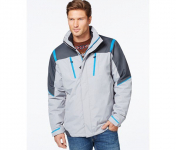 Macy's: Men's Weatherproof Midweight Hydrotech Jacket Only $31.99! Normallyt $139.99!
