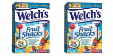 Welch's Fruit Snacks 40-Count Pack Just $6.55 Shipped!