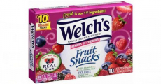 Score Welch's Fruit Snacks ONLY $0.62/Box At Target!