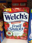 Welch's Fruit Snacks 50¢ off Coupon Makes it Just 50¢ at Dollar General!