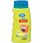 White Rain Kids 3-in-1 Shampoo, Conditioner, & Body Wash Only $0.63 At Family Dollar!