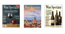 FREE Subscription To Wine Spectator Magazine!