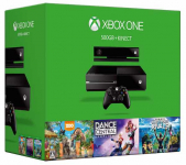 HOT! Get This Xbox One Bundle With 3 Games + Kinect For Only $229!