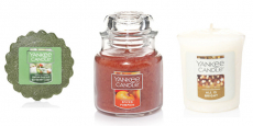 Yankee Candles Sale – $1.00 Votives, Wax Melts + Small Classic Jars!