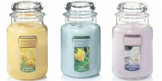 Yankee Candle Spring Candles Only $10.00! (Reg $28)