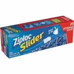 Rite Aid: 20ct Ziploc Bags Only $0.75!