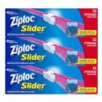 Amazon:  Ziploc Slider Gallon-Size Storage Bags Only $0.09/Bag!