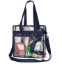 HULISEN Large Clear Stadium Bag $8.99 (REG $19.99)