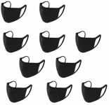 Excellent 10 Pack Fashion Cotton Mouth Mask $13.99 (REG $39.99)
