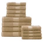 12-pc. Bath Towel Value Pack $44.99 (REG $89.99)+20% OFF using CODE