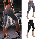 High Waist Yoga Pants with Pocket,Tummy Control,Pocket Workout Yoga Pant $6.79 (REG $34.95)