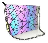 HotOne Geometric purse PU leather chain crossbody purse clutch purses for women$17.91 (REG $39.99)
