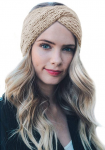 TIENCIY Womens Winter Warm Beanie Headband $4.99 (REG $18.99)