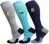Copper Compression Socks for Men & Women(3 Pairs) $17.99 (REG $29.99)