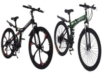 AZEWO Adult Mountain Bikes 26 Inch $232.99-$199.99(80% Off after CODE)