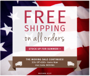 Abe's Market: 35% Off Organic, Natural, and Gluten-Free Products + FREE Shipping Sitewide!