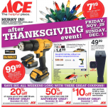 Ace Hardware Black Friday Ad: High Value Coupons + HOT Deals!