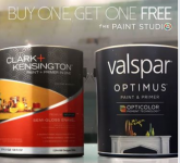 Ace Hardware: Buy One Gallon of Paint Get One FREE!
