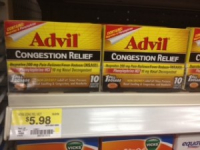 New Coupons for Advil, Campbell's, and More!